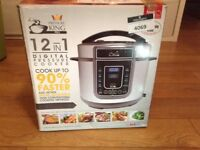 Pressure King pro 5lt electric pressure cooker