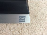 One For All. SV9390 Indoor HD/Freeview Aerial Amplifier 43dB
