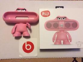 Beats pink character pill case