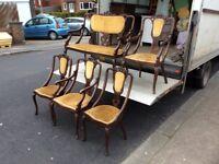 Edwardian 5 piece Parlour Suite