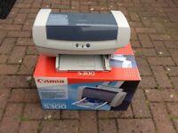 Canon Bubble Jet Printer S300