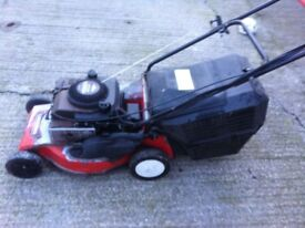 Big Lawn King Self Propelled lawnmower 20 inches 50cm cutting width Fully serviced mower