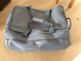 Delsey suitcase bag