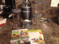 Nutri Bullet 600 series, vgc, cost £79, bargain only £ 35