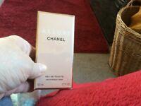 Allure Chanel Eau De Toilette spray
