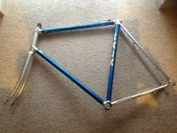 Vintage ALAN bike frame