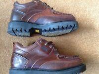 Caterpillar shoes size 8