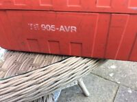 Hilti TE 905-AVR breaker - good condition 110v with 2 points in box