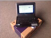 Samsung X120 laptop. Windows 10 Home