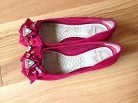 Clarkes shoes size 7