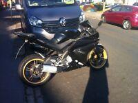 Yamaha yzf-r125, Croydon £1300