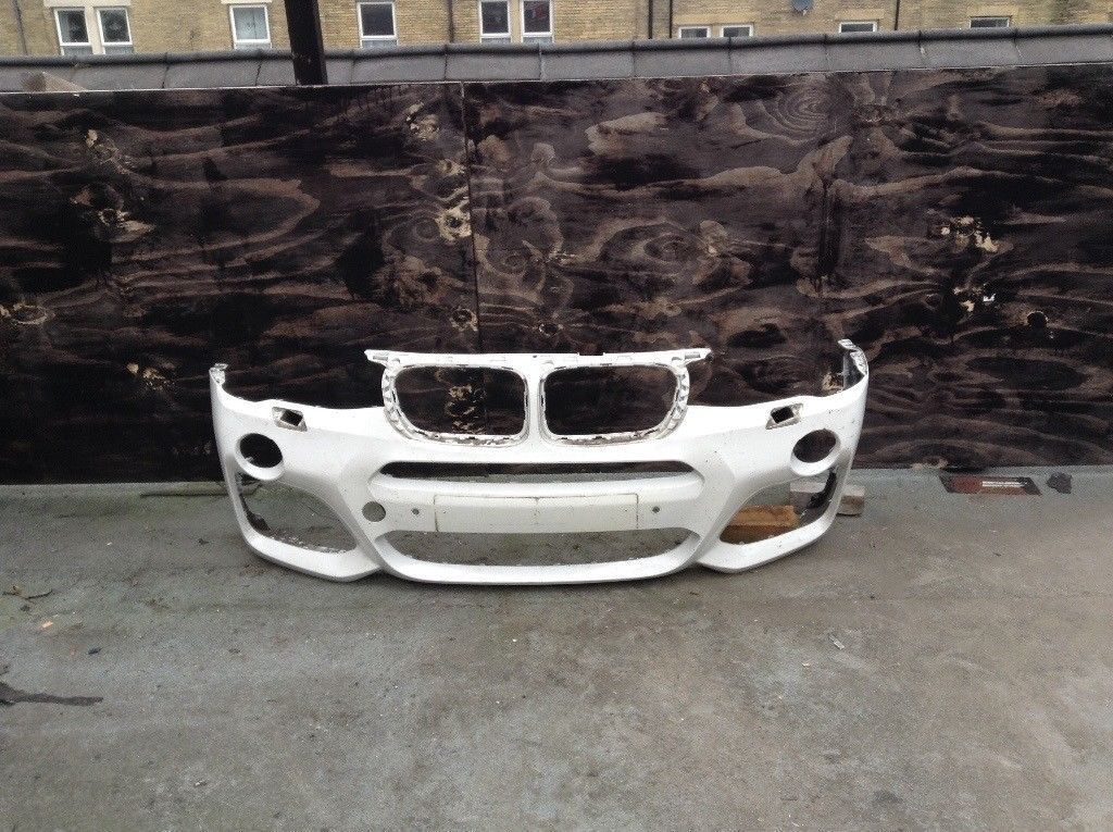 BMW X3 / x4 2014-2016 sports front bumper £70