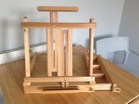Artist's 'Wentworth' portable Box Easel.