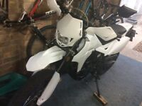 Lexmoto adrenaline 125 , low mileage ,2016, mint , ( not Sinnis Apache ) (pulse adrenaline )