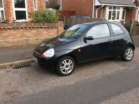 Ford ka low mileage 46k full leather air con alloys full electrics