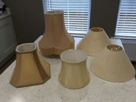 5 Lampshades