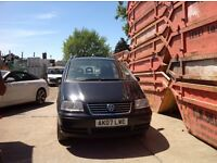 VW sharan automatic 1.9tdi 2007 breaking parts available