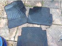 Rover set of 3 mats