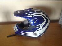 Wulf motorcycle clothing & helmet