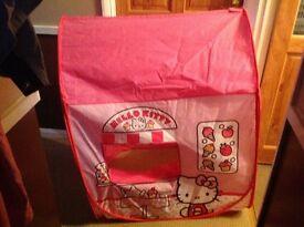Hello Kitty tent