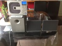 TEAC CD AUDIO SYSTEM WITH REMOTE