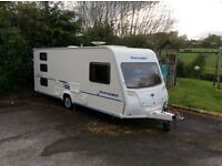 6 berth Bailey 540-6 2009. Sorry now sold