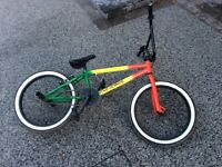 BMX Mafia bike kush 1 rasta . Very good condition
