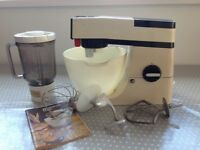Kenwood Chef Mixer A901 with attachments