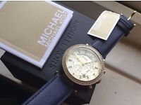 Michael Kors watch! Worn, comes with original box. **Gorgeous** No scratches!!! Good as new.