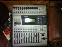 yamaha 16 channel digital mixing console surplus to requirements.