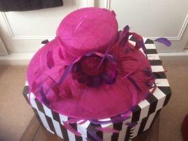 Ladies hat now reduced