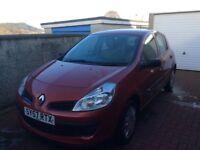 For Sale Renault Clio 1.2 5 door 2007