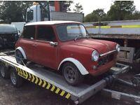 Mini spares or repairs
