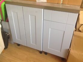 Brand New Kitchen Single Cupboard with Drawer