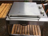 Carva Gas barbecue with propane cylander