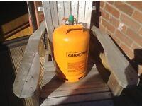 Gas Cylinder. £5