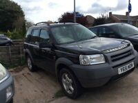 Land Rover FREELANDER 1.8 ES full leather Air con alloys