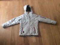 Girls ski jacket / coat