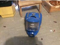 Small cylinder vacuumed cleaner