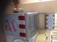 Ice Cream single display fridge