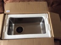 Franke KBX110-20 Kubus under mount sink. New £90