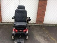 Malaga powerchair never been used but requires new batteries