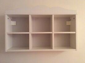 IKEA bookshelf and display shelf