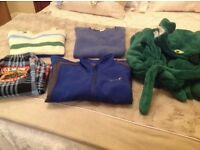 Bundle of clothes boy 7-8 years old
