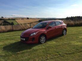 Mazda 3 ts2 1.6 petrol. Mot until July 19. Low miles for age 47k