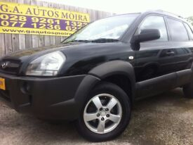 **VALUE ** 2007 KIA SPORTAGE 4X4 CRDI XS 6 SPEED !! CHOICE OF TWO
