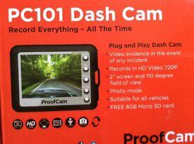 Dashcam PC101