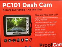 Dashcam PC101