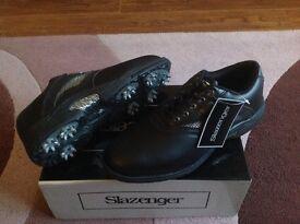 Men's Slazenger Golf Shoes size 8
