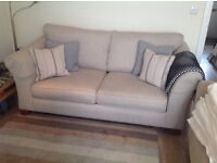 M&S 3 seater sofa bed